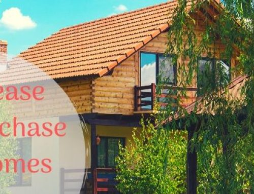 What is a Lease Purchase Homes?