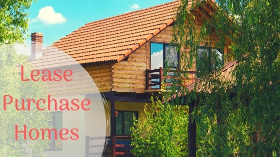 Lease Purchase Homes