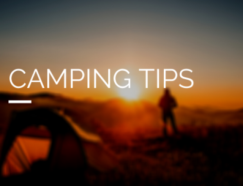 Planning your Camping Trip
