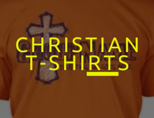 Christian T-shirts and religious clothing