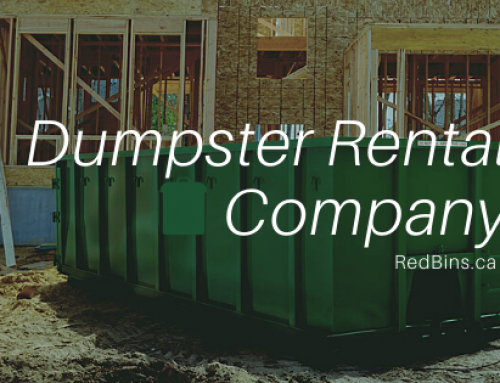 Finding The Best Dumpster Rental Company